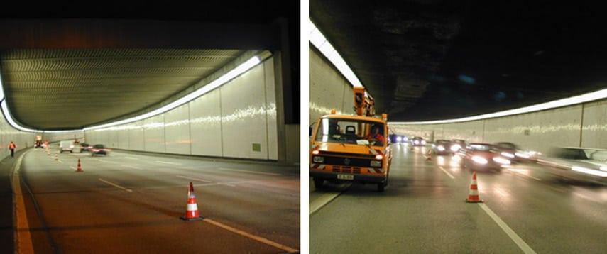 Tunnel Innsbrucker Platz